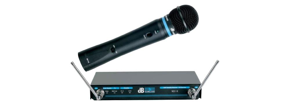 Все Микрофоны DB Technologies PU 901 MD