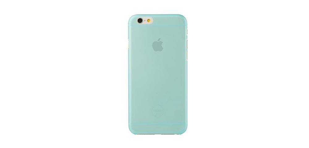 Apple accessories  OZAKI O!coat-0.3-Jelly iPhone 6 Cyan