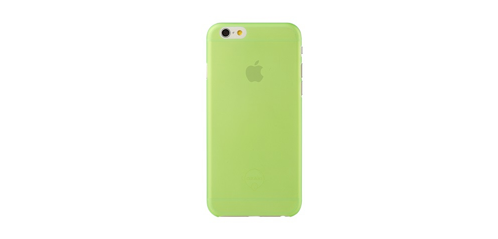 Apple accessories  OZAKI O!coat-0.3-Jelly iPhone 6 Green