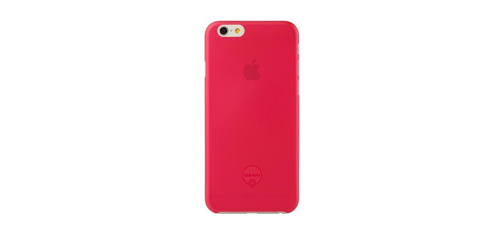 Apple accessories  OZAKI O!coat-0.3-Jelly iPhone 6 Red