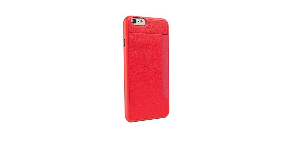 Apple accessories  OZAKI O!coat-0.3+Pocket iPhone 6 Red