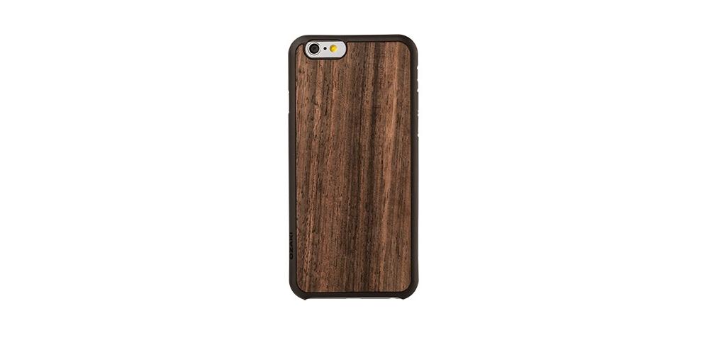 Apple accessories  OZAKI O!coat-0.3+Wood iPhone 6 Ebony