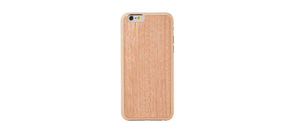 Apple accessories  OZAKI O!coat-0.3+Wood iPhone 6 Sapele