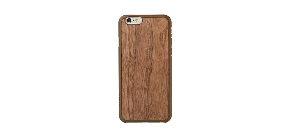Apple accessories  OZAKI O!coat-0.3+Wood iPhone 6 Walnut