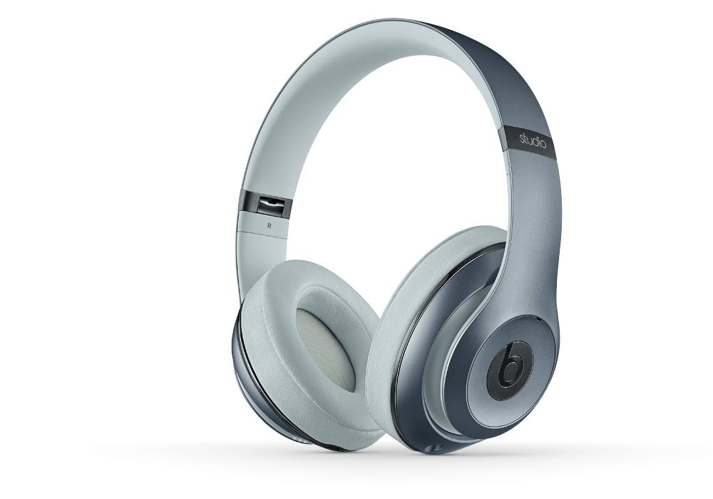 Наушники для плеера Beats by Dr. Dre Studio 2.0 Over Ear Headphone Metallic Sky