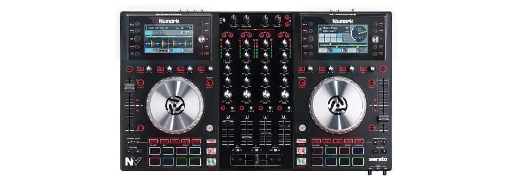 DJ-контроллеры Numark NV