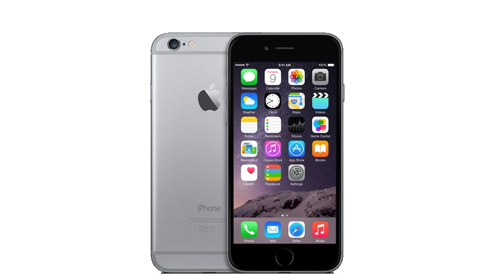 iPhone Apple iPhone 6S 128Gb Space Gray