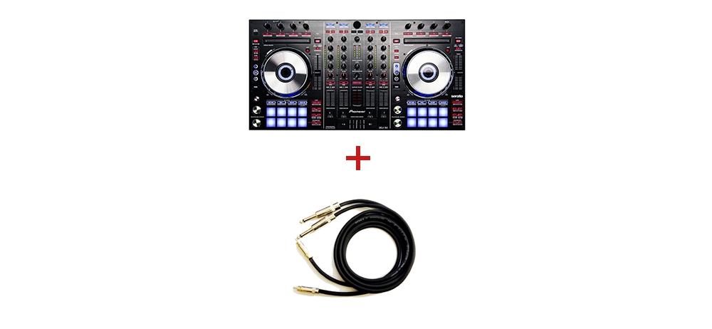 DJ-контроллеры Pioneer DDJ-SX