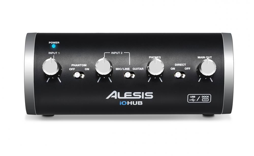 Звуковые карты Alesis iO HUB