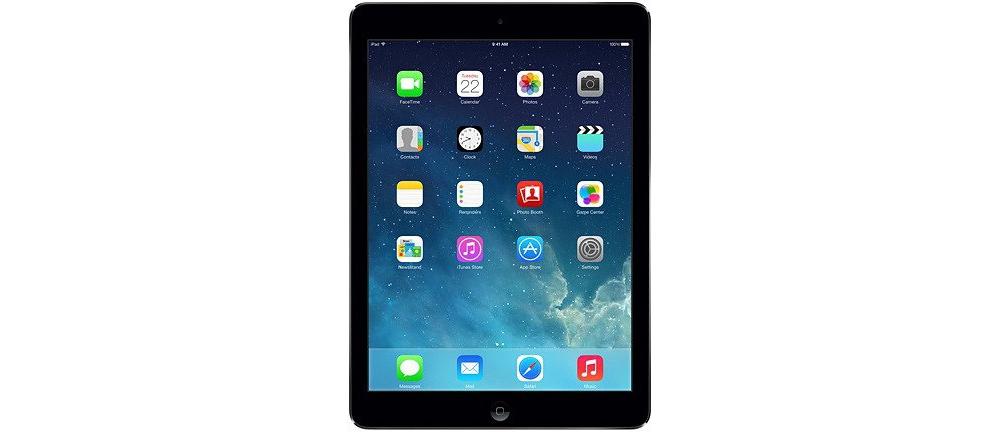 iPad Apple iPad Air Wi-Fi 32GB (MD786TU/A) Space Gray