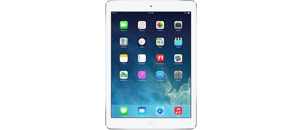 iPad Apple iPad Air Wi-Fi 128GB (ME906TU/A) Silver