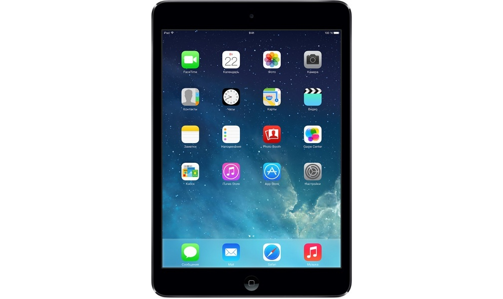 iPad mini Apple iPad mini with Retina display Wi-Fi 128GB (ME856TU/A) Space Gray
