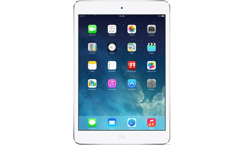 iPad mini Apple iPad mini with Retina display Wi-Fi 128GB (ME860TU/A) Silver
