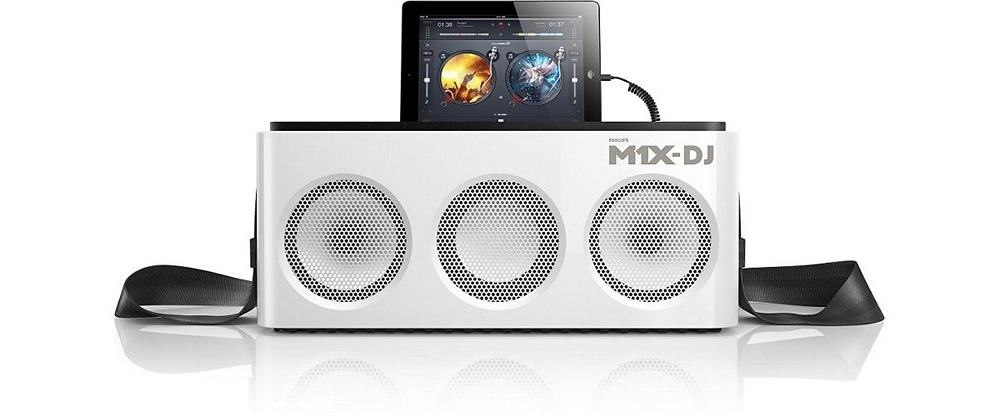 DJ-системы Philips M1X-DJ Sound System