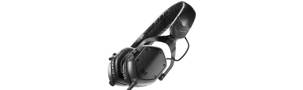 DJ-наушники V-Moda XS Matte Black