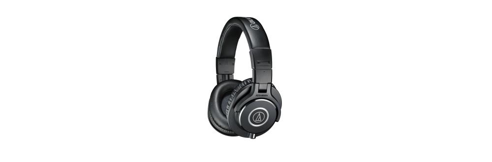 DJ-наушники Audio-Technica ATH-M40X