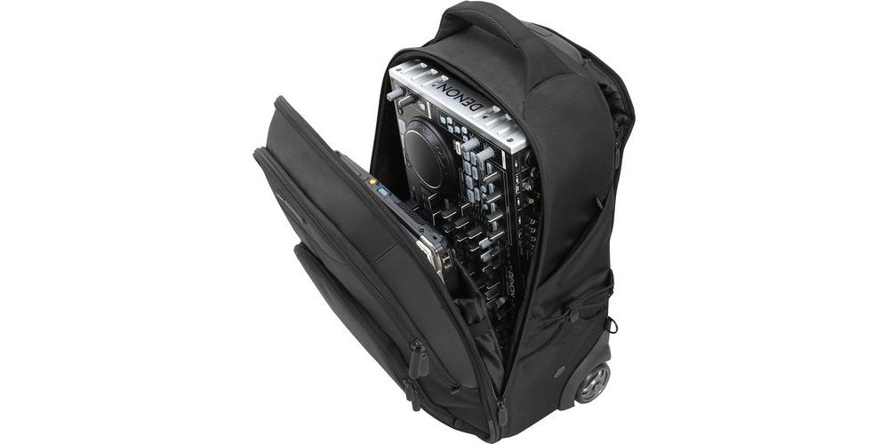 Сумки/кейсы для контроллеров UDG Creator Wheeled Laptop Backpack Black 21
