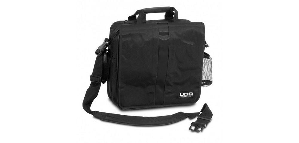 Сумки/кейсы для контроллеров UDG Ultimate CourierBag DeLuxe Black