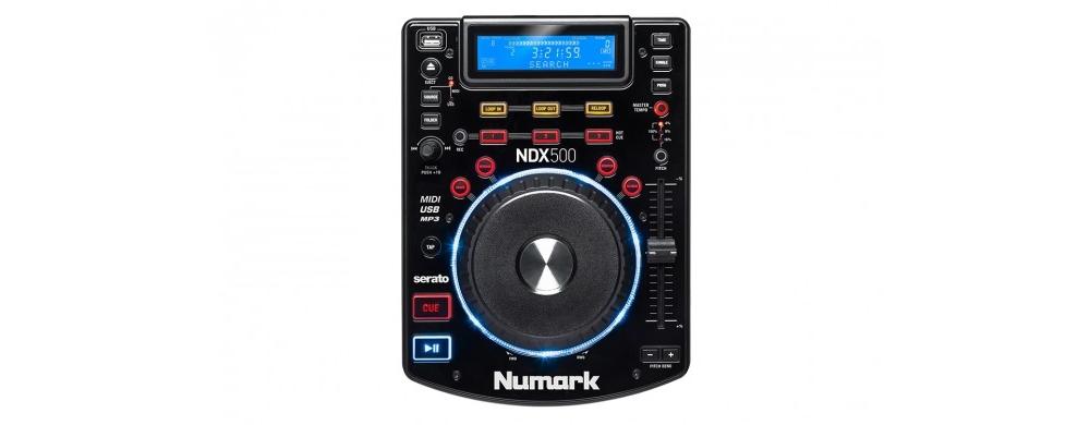 CD/USB-проигрыватели Numark NDX500