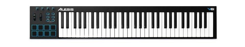Midi-клавиатуры Alesis V61