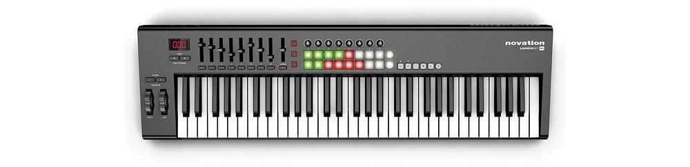 Midi-клавиатуры Novation launchkey 61