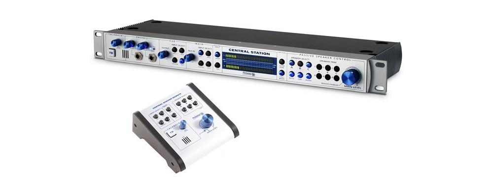 Аудио конверторы, рекордеры Presonus Central Station Plus