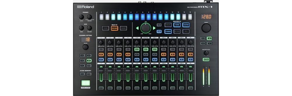 DJ-микшеры Roland AIRA MX-1