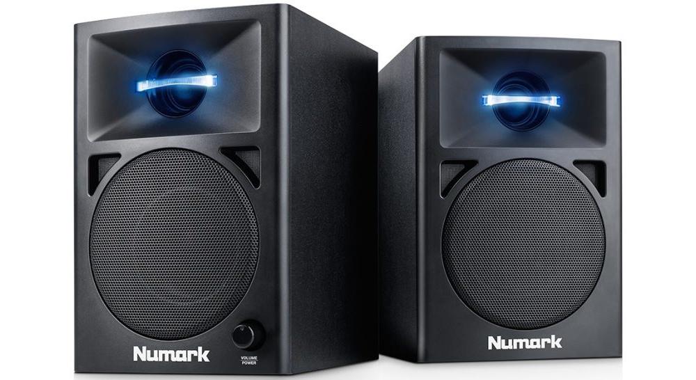 Студийные мониторы Numark N-Wave 360