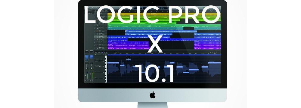 Программы для создания музыки Apple Logic Pro X 10.1