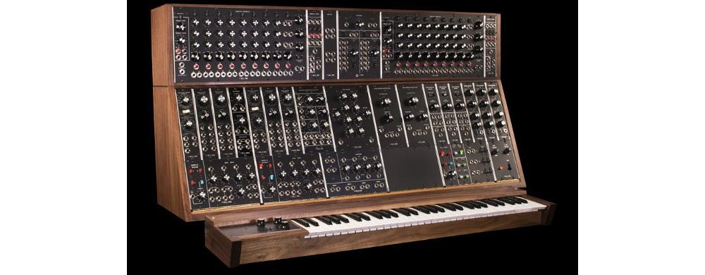 Синтезаторы и рабочие станции Moog The System 35