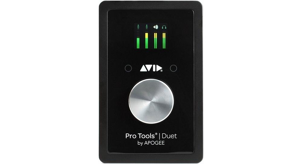 Звуковые карты Avid Pro Tools Duet