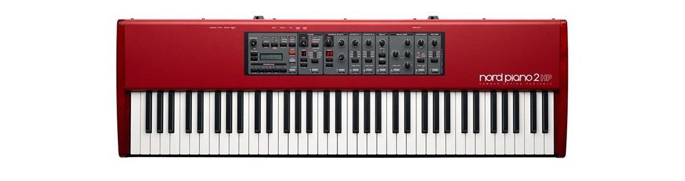 Синтезаторы и рабочие станции Nord (Clavia) Piano 2 HP