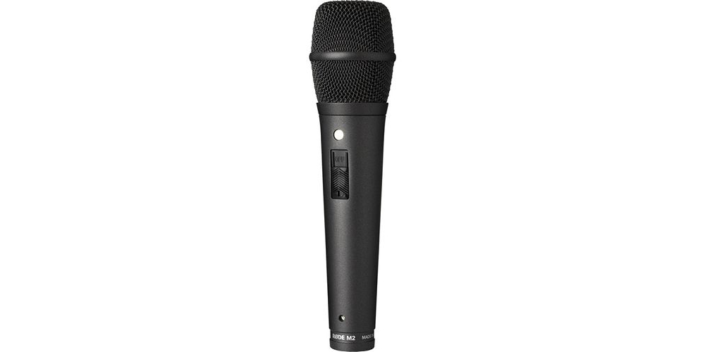 Вокальные микрофоны Rode M2