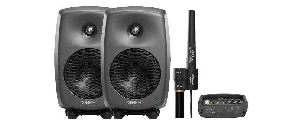 Студийные мониторы Genelec Stereo 8330APM (DEMO)