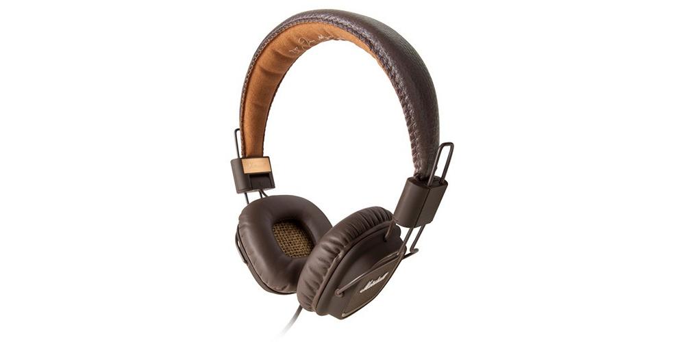 Наушники для аудиофилов Marshall Major Brown MKII