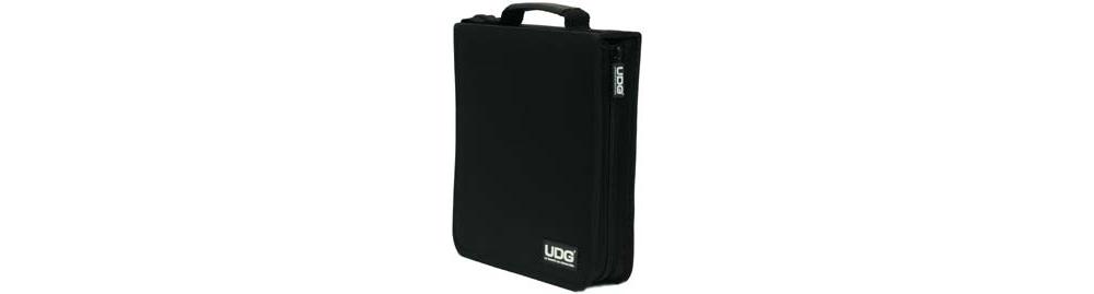 Папки для дисков UDG CD Wallet 128 Black