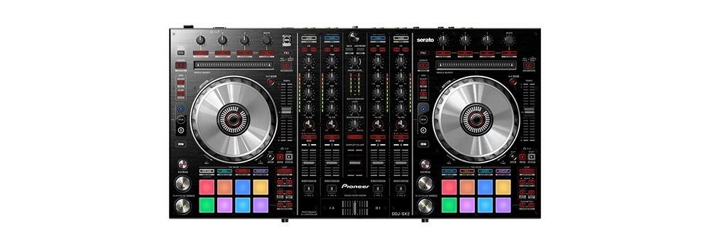 DJ-контроллеры Pioneer DDJ-SX2