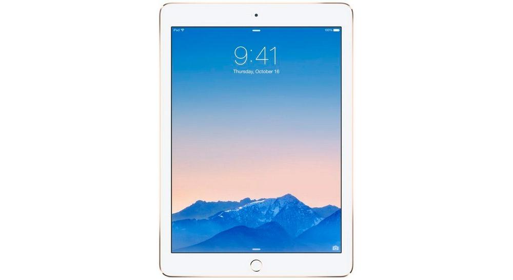 iPad Apple iPad Air 2 Wi-Fi+LTE 64Gb (Gold)