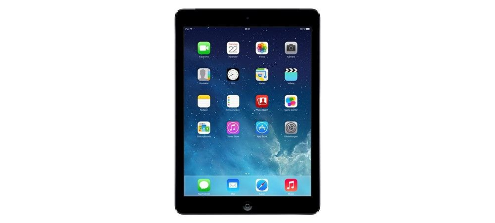 iPad Apple iPad Air 32 WiFi Black
