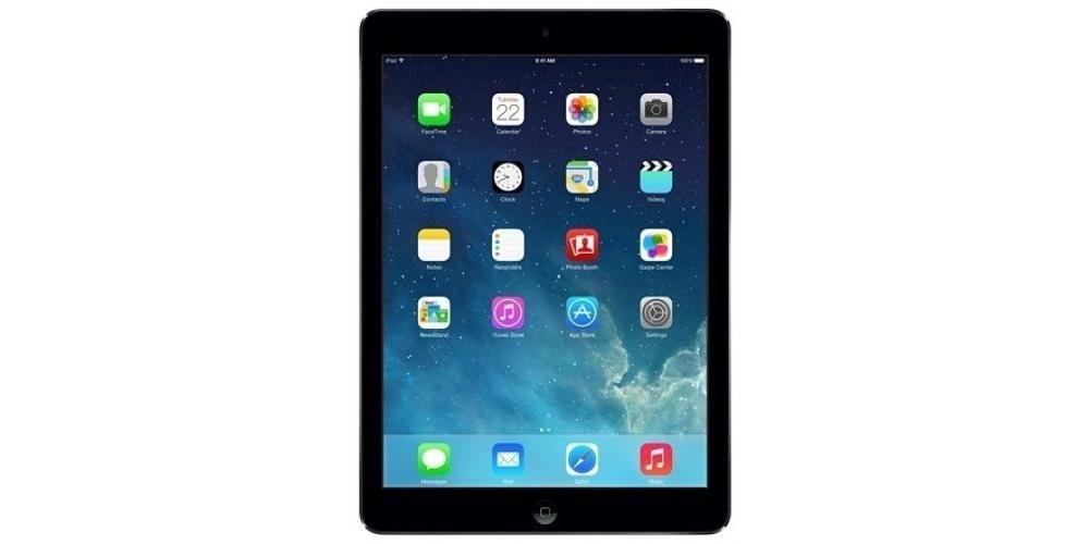 iPad Apple iPad Air 128 WiFi Black