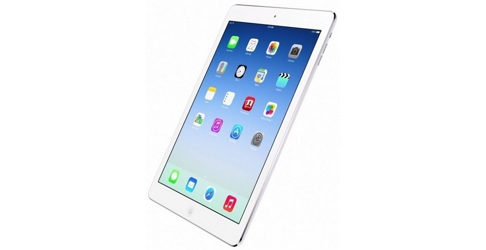 iPad Apple iPad Air 128 WiFi White