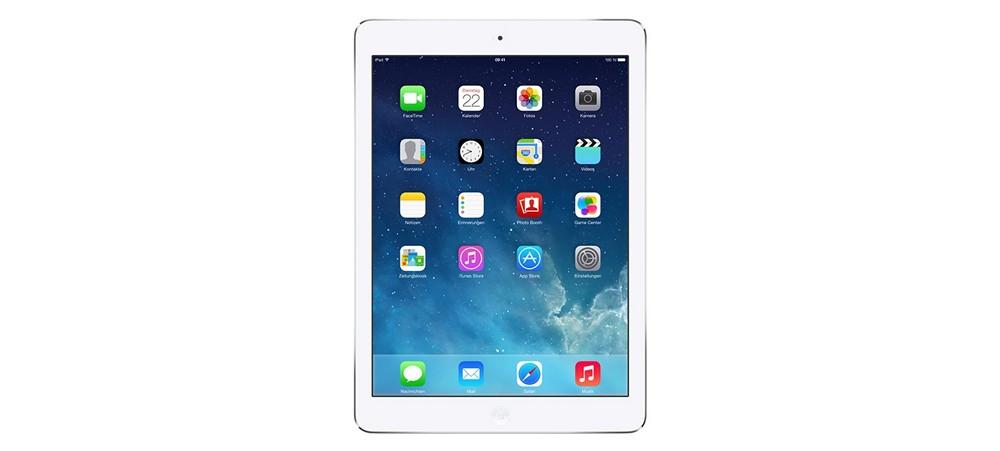 iPad Apple iPad Air 16 Wi-Fi + LTE White