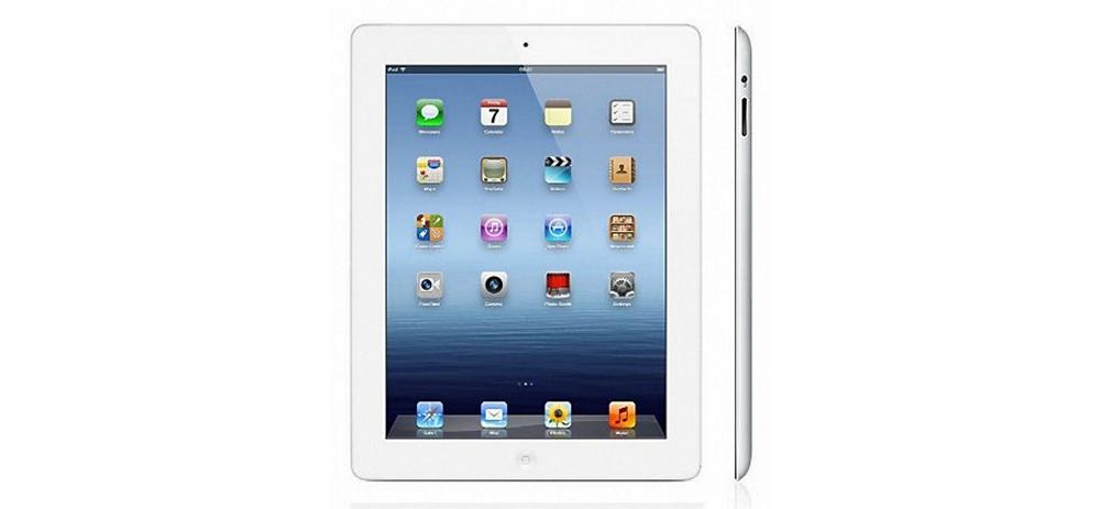 iPad Apple iPad 4 Retina Wi-Fi + 4G 32Gb White