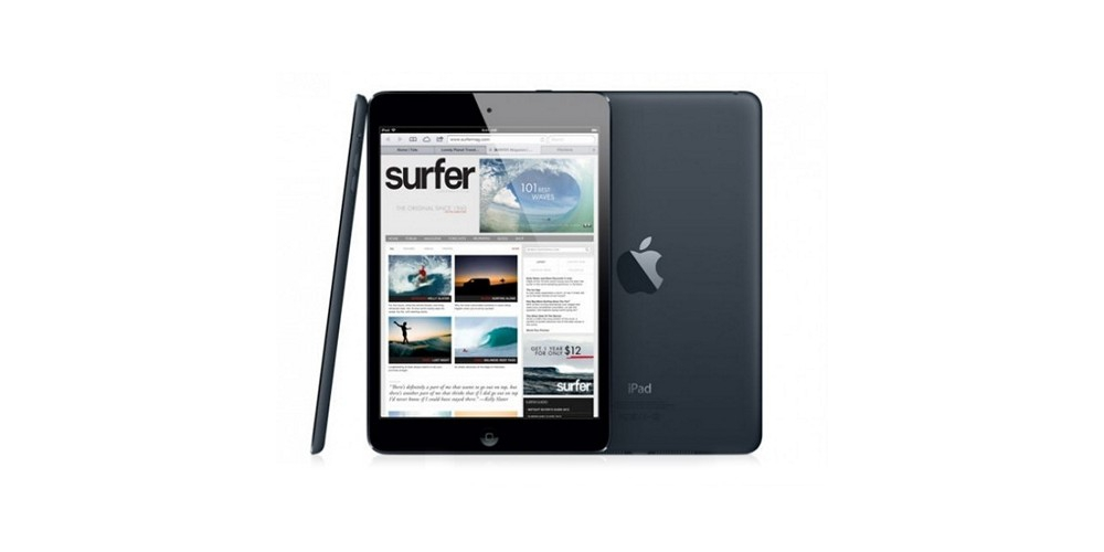 iPad Apple iPad 4 Wi-Fi 16GB Black