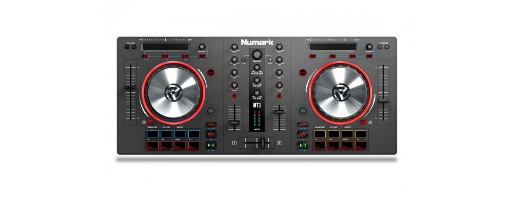 DJ-контроллеры Numark Mixtrack III