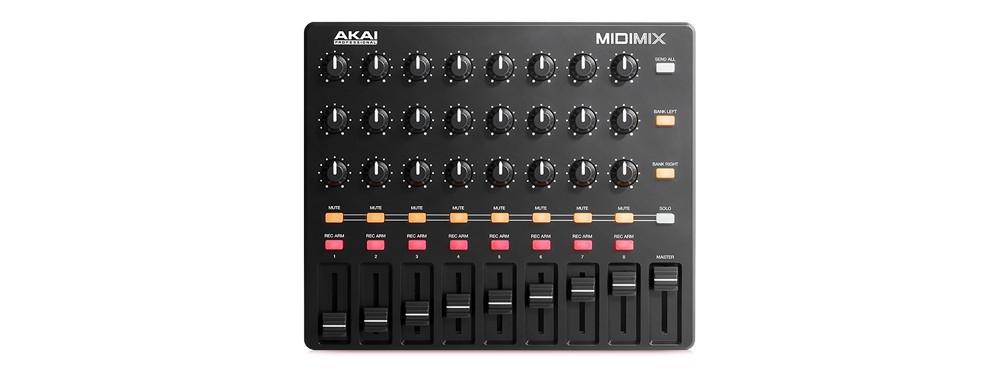 DJ-контроллеры Akai MIDImix