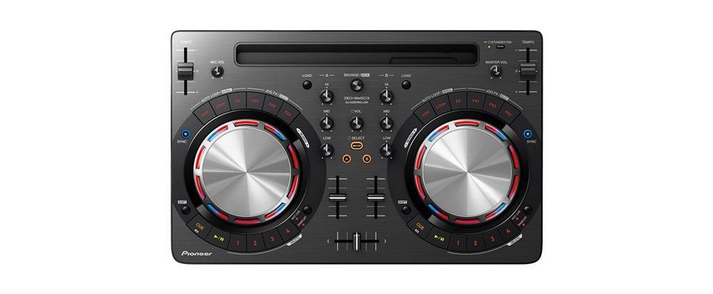 DJ-контроллеры Pioneer DDJ-WeGO3 Black