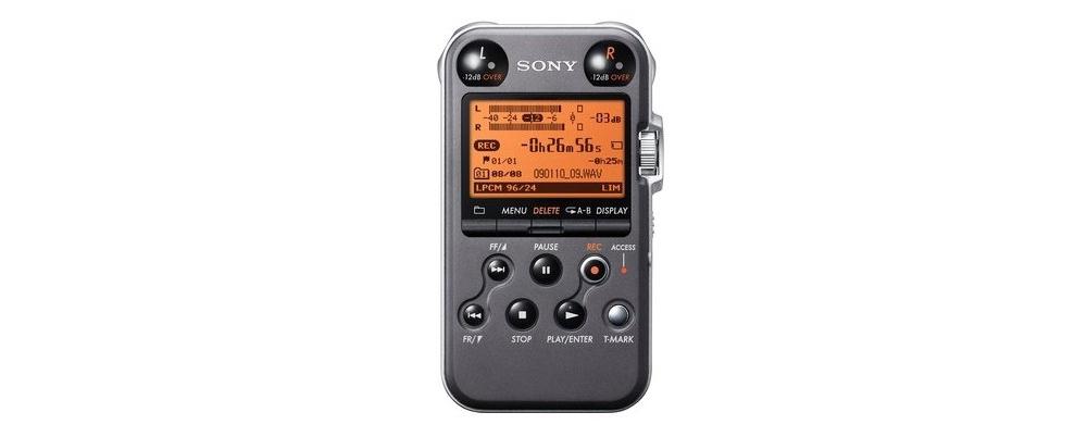 Аудио конверторы, рекордеры Sony Pro PCM-M10CED