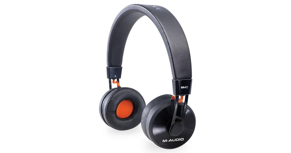 DJ-наушники M-Audio М40