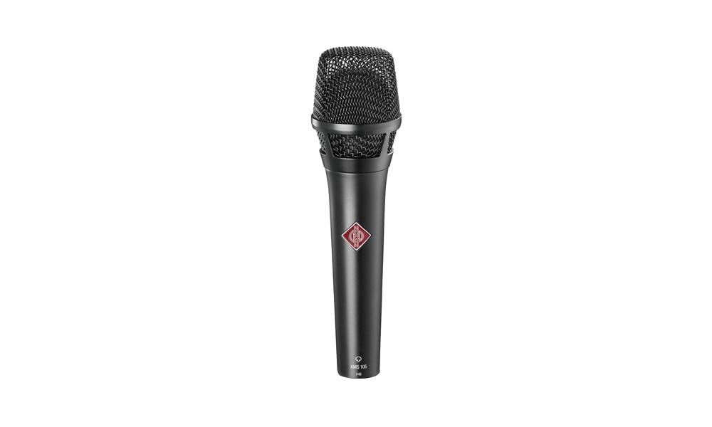 Все Микрофоны Neumann KMS 105 Matte Black